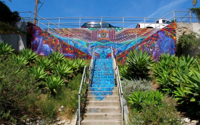 Southern California's Stairways to the Unknown