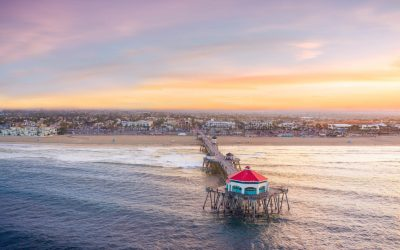 Huntington Beach:  Perfect Mix of Past and Present