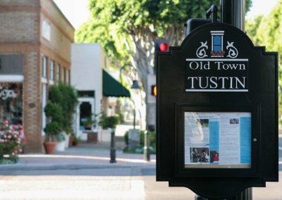 2007 CITY OF TUSTIN STOCK