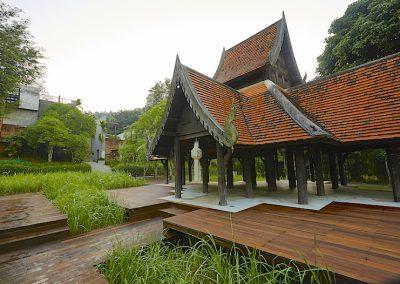 Pagoda Veranda High