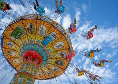 Sea Swings - Christopher Axe