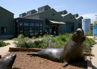 Seymour Marine Discovery Center - VSCC and Seymour Center