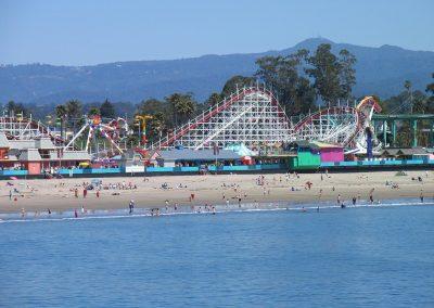 Weekend Escapes Mag Santa Cruz Beach Boardwalk - VSCC and Beach Boardwalk